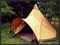 Tentipi - Cool Tent Option #survival #preppers