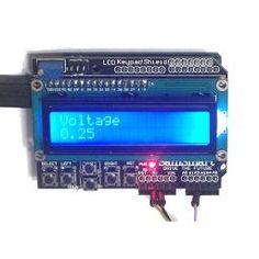 Arduino ADC as a Voltmeter
