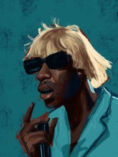 yes me digital 2019 Tyler The Creator Wallpaper, Rapper Art, Cool Posters, Art Room Posters, Hippie Art, New Poster, Flower Boys, Grafik Design, Stop Motion