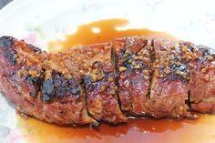 Grilled Honey Marinade for Pork
