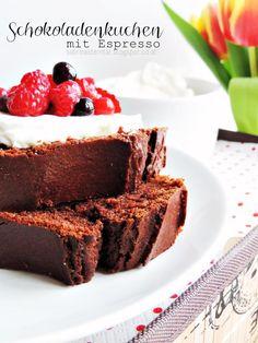 Schokolade-Espresso-Kuchen