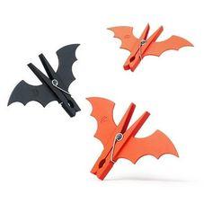 Batman Clothespins: 'Vespertilium' Secures Your Laundry, Halloween or Not