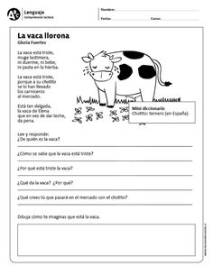 To Learn Spanish Lesson Plans Printing Pattern Shape Teach Me Spanish, Spanish Notes, Spanish Lessons For Kids, Learning Spanish For Kids, Spanish Teaching Resources, Spanish Lesson Plans, Spanish Language Learning, Foreign Language, First Grade Reading Comprehension
