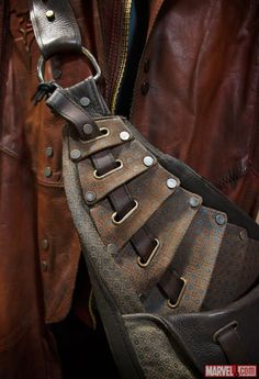 Star Lord sling bag - It's not a purse!