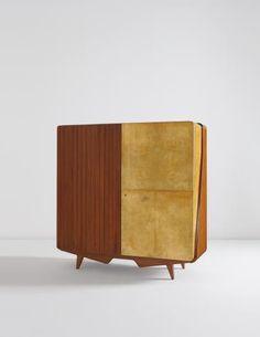 Gio Ponti. The best. KAGADATO selection. **************************************Gio Ponti, Unique armoire,c1958