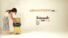FARM - adoro! estilo - combinando estampas