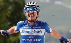 Julian Alaphilippe Menangi Etape Ketiga Tour de France