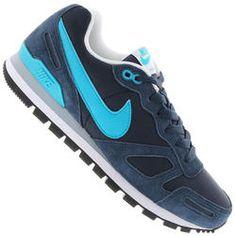 Tênis Nike Air Waffle Trainer - Masculino - AZUL ESC/AZUL CLA Desconto Centauro para Tênis Nike Air Waffle Trainer - Masculino - AZUL ESC/AZUL CLA por apenas R$ 249.90.