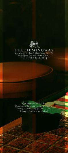 The Hemingway, London