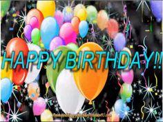 Happy Birthday Gif Images, Happy Birthday Ballons, Animated Happy Birthday Wishes, Happy Birthday Wishes Messages, Free Happy Birthday Cards, Happy Birthday Greetings Friends, Happy Birthday Video, Happy Birthday Candles, Happy Birthday Celebration