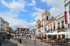 Placa de Socorro Ronda - Spanien by Travel Michi on 500px