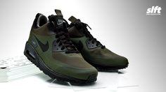 Der Air Max 90 Mid Winter von Nike ab sofort inStore und onLine auf www.soulfoot.de erhältlich!  #nike #airmax #am90 #winteriscoming #winterboot #soulfoot #slft