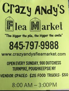 Flea Markets, Food Truck, Food Carts, Food Trucks