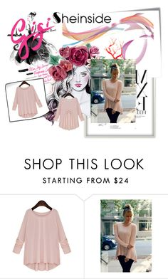 """""""#50"""" by dzenitabesic ❤ liked on Polyvore featuring Post-It"""