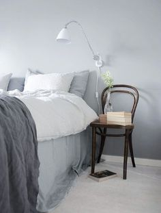 Beautiful bedroom (and How to be a happier over-achiever)