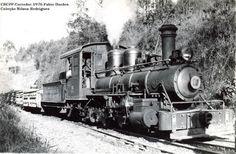 São Paulo - Locomotiva 16 da Estrada de Ferro Perus Pirapora.