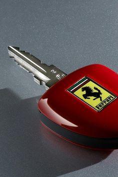 Ferrari Car Key