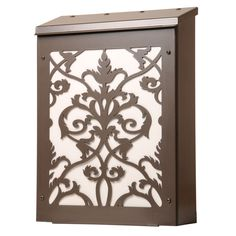 1000 Images About Mailboxes On Pinterest Wall Mount
