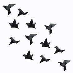 #black #birds