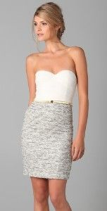 Alice + Olivia Elena Strapless Dress- it must be right for me if it has my name!