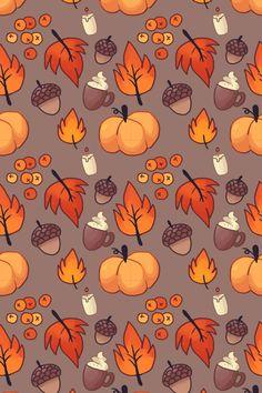 Fall BG by Magicpawed on DeviantArt
