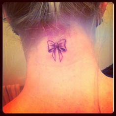 tattoo bow tumblr - Google zoeken