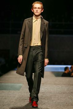 Prada | Fall 2014 Menswear Collection | Style.com