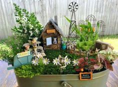 Creative Diy Fairy Garden Ideas 12