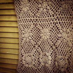 Inspirações de Croche com Any Lucy: Túnica