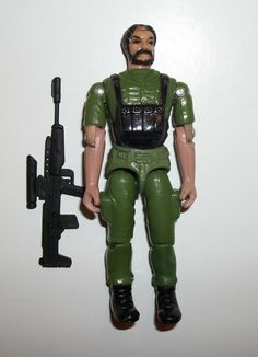 "Joe//Cobra Action Figure/_Universal 4/"" Black Hose for 1980/'s 90/'s 3.75!!! G.I"