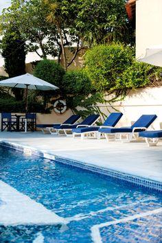 Piscine du New Hotel Bompard à Marseille
