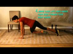 3-Minute Workout: Two-Way Plank Pose Exercise - YouTube