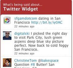 Twitter now offering live updating Twitter widget