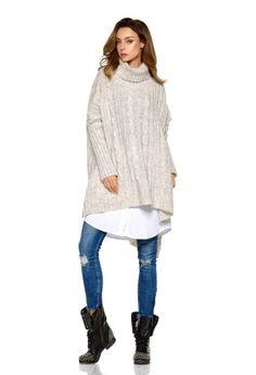 Najlepsze obrazy na tablicy Modne swetry na jesień 2018 (53