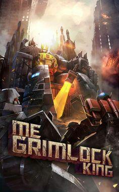 King Grimlock