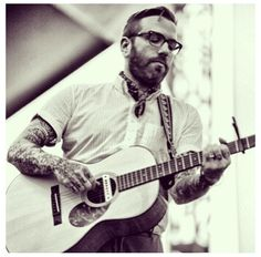 Dallas Green - Bring on November! Cannot wait to see him <3   What an amazing voice!