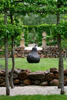 Larundel. A grand property in country Victoria, this spectacular place features the first ever garden designed by the now-renowned landscape architect Paul Bangay.