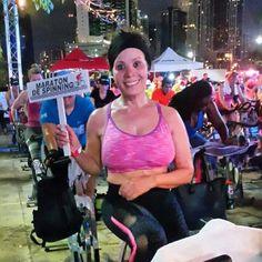 Felicidades por cumplir las 3 horas de #MaratonDeSpinning @powerclubpanama en la #cintacostera gracias a @globalnutrition @aloeveraking_okf_panama @puma.pa @tristore @aguascristalinaspanama @toledanosa