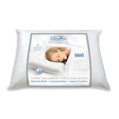 "Chiroflow Professional Premium Waterbase Pillow. Professional Premium Waterbase Pillow Professional Premium Waterbase Pillow from PRO2Medical.com is a hypoallergenic polyester fiber cushion over a layer of water for unsurpassed comfort and pain relief.    Professional Premium Waterbase Pillow Features  Water pillow for relief from neck pain while sleeping. #1 chiropractor-recommended pillow. Fits in standard and queen pillowcases. Uses ordinary tap water.   SPECS  Size:  20"" x 28""    Body..."