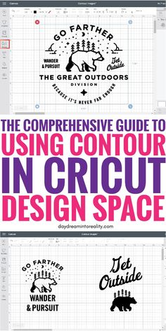 How to Contour in Cricut Design Space Like a Pro On today's tutorials you will be learning how to contour in Cricut Design Space like a Pro and we will also be checking out why is that sometimes the contour tool doesn't seem to work. #cricut #cricutmade #cricutexplore
