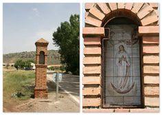 Peirón de Santa Maria, Albarracín.