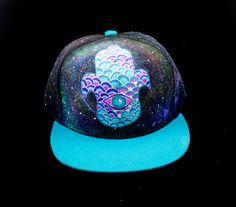 Psycedelic Hamsa Hat by MANIKapparel on Etsy 2793ba53949