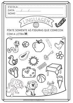 Fonema M Home Schooling, Speech Therapy, Kindergarten, Homeschool, Bullet Journal, Classroom, Google, Blog, Letter P Activities