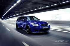 Bmw M5 Touring by Nicholas TJ.R on Flickr.