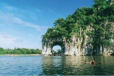 Elephant Trunk Hill #Guilin