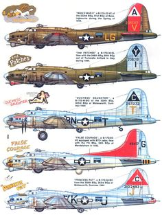 Boeing The G version introduced the chin turret with twin caliber guns. Ww2 Aircraft, Fighter Aircraft, Military Aircraft, Fighter Jets, Image Avion, Sud Aviation, Aircraft Painting, Ww2 Planes, Military Weapons
