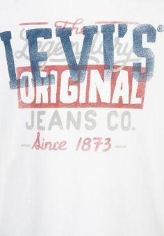 Levi's® - T-shirt imprimé - blanc