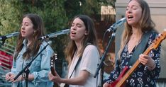 Watch Haim's Paul Thomas Anderson-Directed Video for 'Night So Long' #headphones #music #headphones