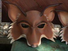 fantastic mr. fox mask ♥