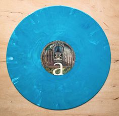 Vinyl Williams – Brunei - Turquoise Marbled Vinyl - 12 Inch